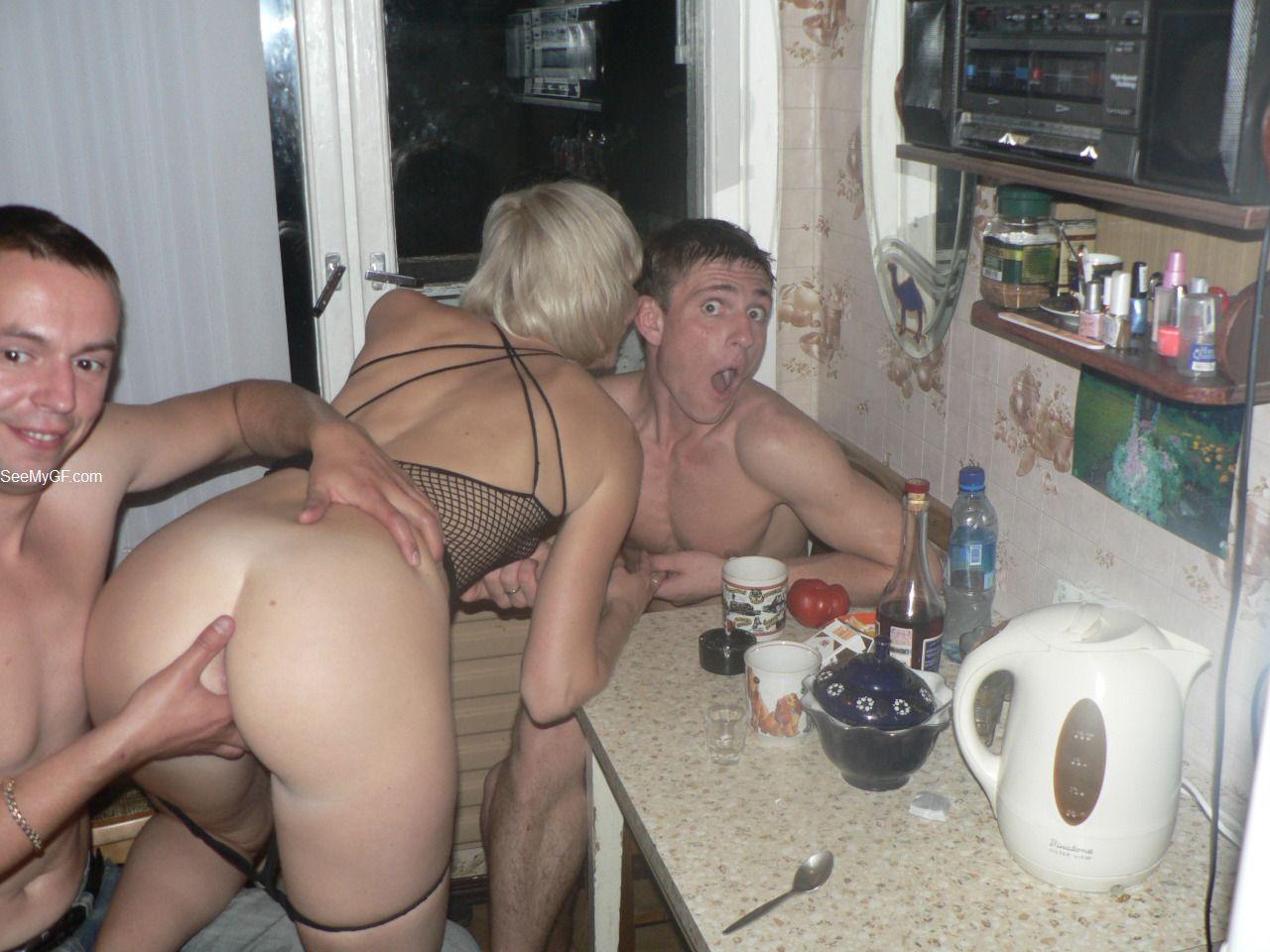 Amateur College Party Sex
